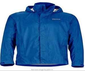 Lightweight Waterproof Rain Jacket