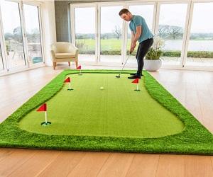Professional Putting Practice Golf Mat