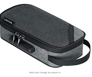 Smell Proof Bag Case with Combination Lock