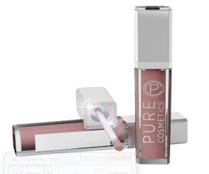 Pure Illumination Push Top Light Up Lip Gloss