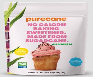 Purecane Baking Sweetener