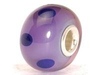 Purple Dot Bead
