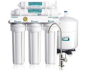 ROES-50 Essence Series Top Tier 5-Stage Water Filter System