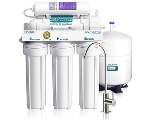 ROES-PH75 Essence Series Top Tier 6-Stage Water Filter System