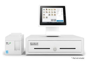 Cash Drawer And Receipt Printer Stand For iPads