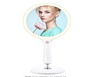 Rechargeable Makeup Mirror with Lights