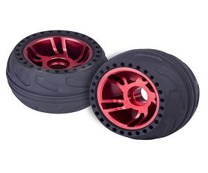 Terrain Wheel Rubber Tires