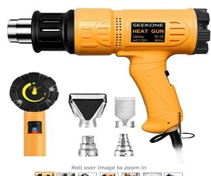 1800W Heavy Duty Hot Air Gun Kit