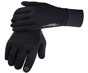SIMARI Winter Gloves Men Women Touchscreen Running Gloves
