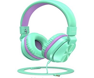 Kids Headphones with Mic