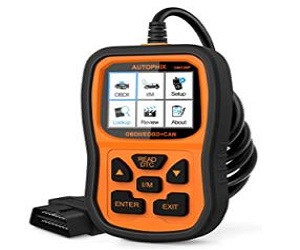 Code Reader Check Engine Light For All OBDII Car + Extra 15% Off