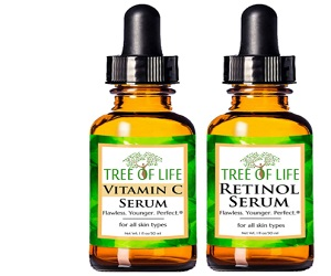Combo Pack - Vitamin C Serum
