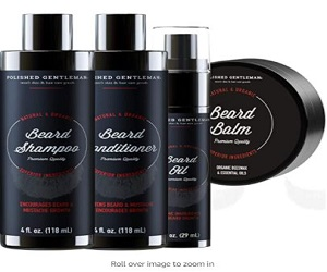 Best Beard Softener Set