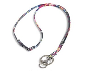Women's Signature Cotton Breakaway Lanyard