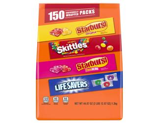 Skittles Starburst & Life Savers Candy