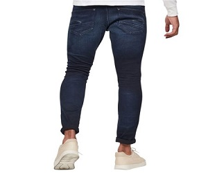 G-Star Dark Aged Slim Jeans
