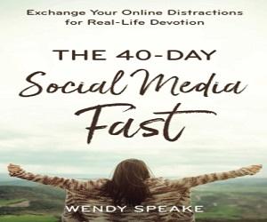 40 Day Social Media Fast Book