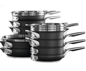 15 Piece Cookware Set,