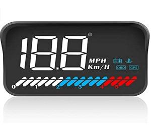 Speedometer Display Car Universal Dual System