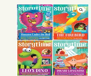 Storytime Fantastic Beasts Bundle