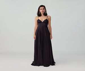Strappy Tri Cup Gown