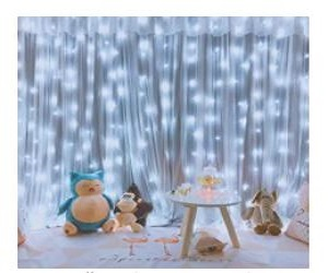 Fairy Lights for Bedroom Wall Party + Extra 5% Off