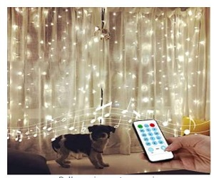 Powered Fairy Lights for Bedroom