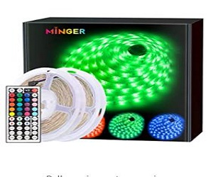 MINGER LED Strip Lights Kit