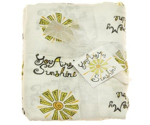 Sunshine Diapers Bamboo Swaddle Blankets