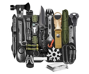 Survival Gear and Equipment kit