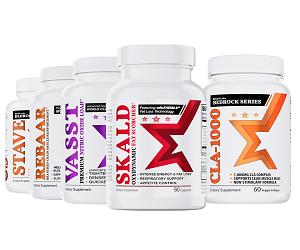 THE ULTIMATE WEIGHT LOSS STACK