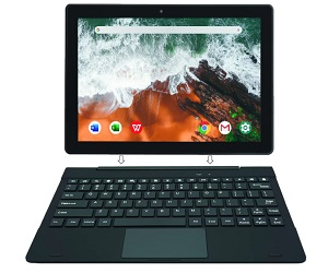 TangoTab 10 Inch Tablet And Keyboard 2 In 1 Netbook