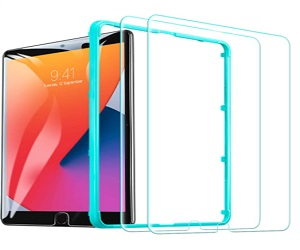 Tempered-Glass Screen Protector for iPad 8 (2020)