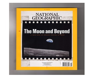 The Moon And Beyond Magazine
