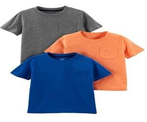 Toddler Boys Short Sleeve Tee Shirts