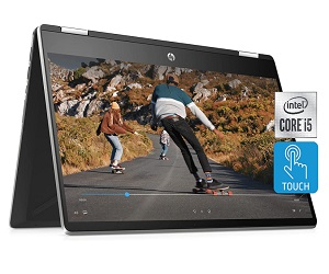 Touchscreen Display Intel Core i5 Laptop