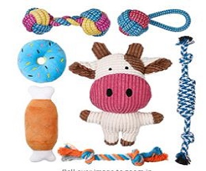 Toozey Puppy Toys for Small Dogs,