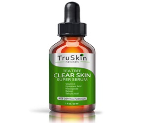 Tea Tree Clear Skin Serum with Vitamin C