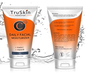 Vitamin C Moisturizer Face, Neck & Decollete Cream