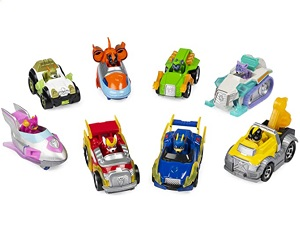 True Metal Mighty Pack of 8 Collectible Die Cast Vehicles