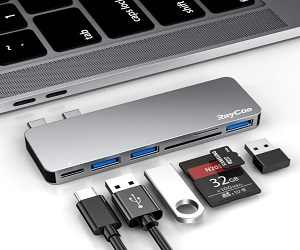 USB Accessories With 3 USB 3.0 Ports