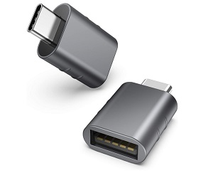 2 Pack USB C to USB Adapter