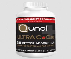 Ultra CoQ10 100 mg 120 Count