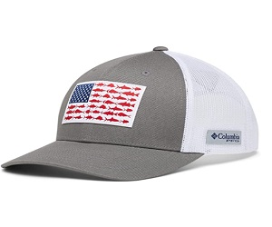 Unisex-Adult Fish Flag BallCap