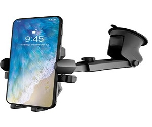Phone Holder for Car,Universal Long Neck Car Mount Holder