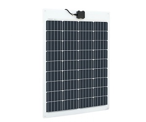 VOLTACON FLEXIBLE SOLAR PANEL 120W MONOCRYSTALLINE