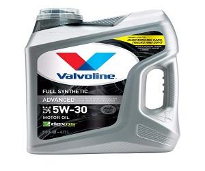 Valvoline Full Synthetic 5W-30 Motor Oil