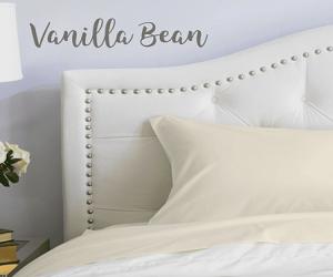 Vanilla Bean Sheet Set