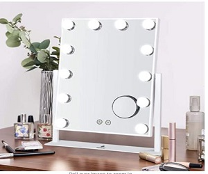 Makeup Mirror Tabletop Mirror