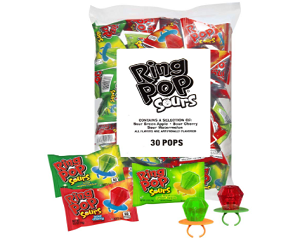 Variety Party Pack 30 Count Lollipop